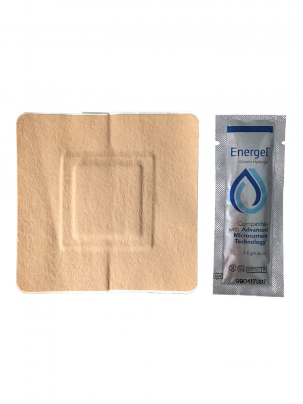 4-inch by 4-inch Wound Dressing Kit