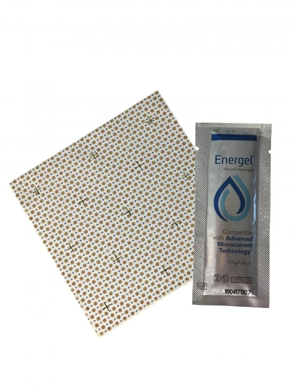 4-inch by 4-inch Single Layer Wound Dressing Kit